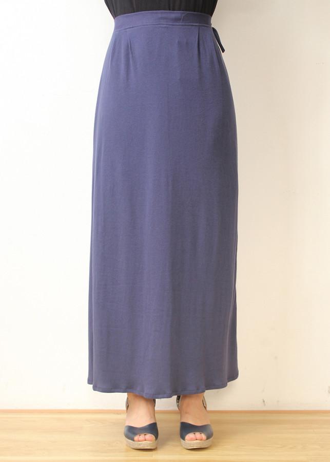 Chân váy quây chống nắng Vienne Tran O62M19H002-R1S45 (Xanh Dương)