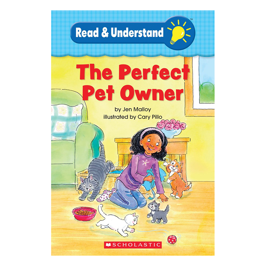 Let's Learn Readers: The Perfect Pet Owner
