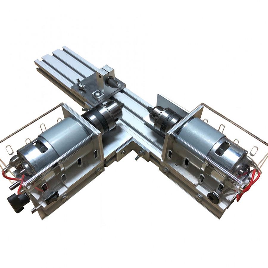 Máy tiện hạt chuỗi mini 2 motor kiêm khoan mài khắc đa năng - 757925 , 9687381097624 , 62_8091101 , 2699000 , May-tien-hat-chuoi-mini-2-motor-kiem-khoan-mai-khac-da-nang-62_8091101 , tiki.vn , Máy tiện hạt chuỗi mini 2 motor kiêm khoan mài khắc đa năng