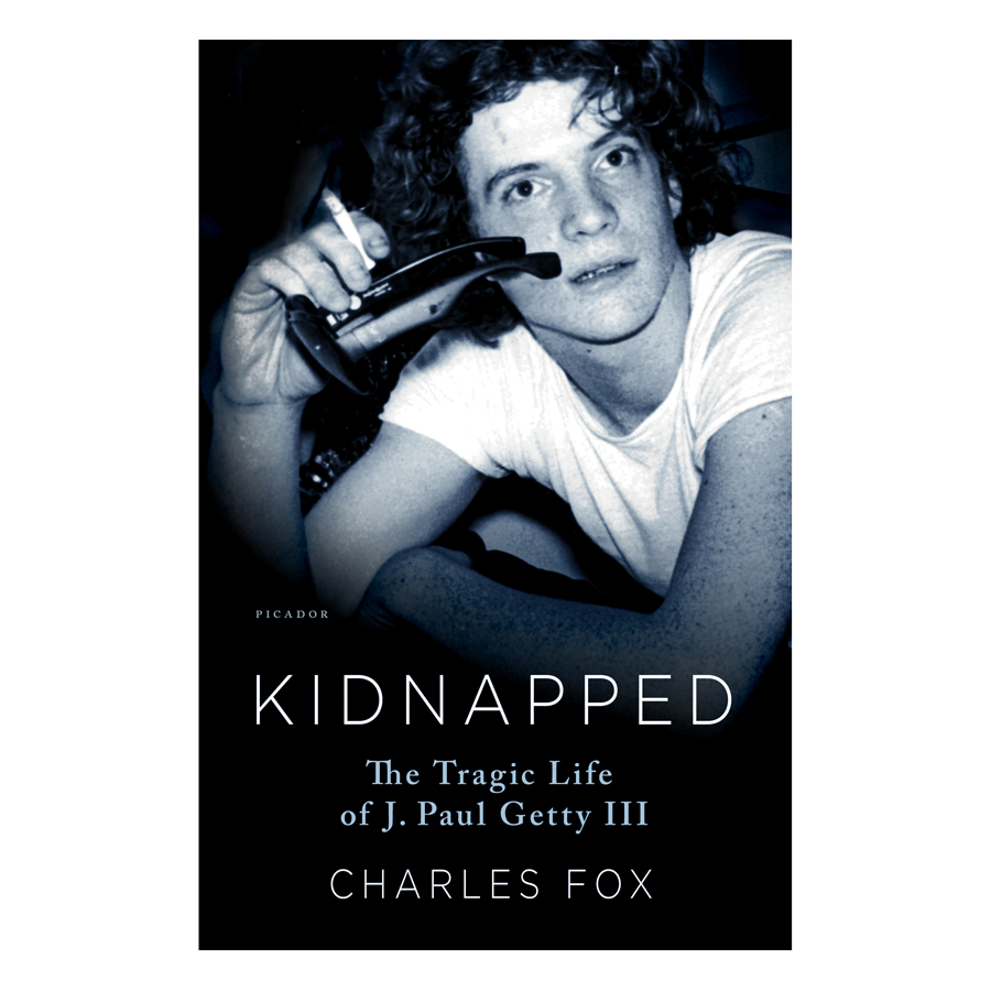 Kidnapped: The Tragic Life Of J. Paul Getty III - 1599492 , 9496995352483 , 62_10732553 , 551000 , Kidnapped-The-Tragic-Life-Of-J.-Paul-Getty-III-62_10732553 , tiki.vn , Kidnapped: The Tragic Life Of J. Paul Getty III