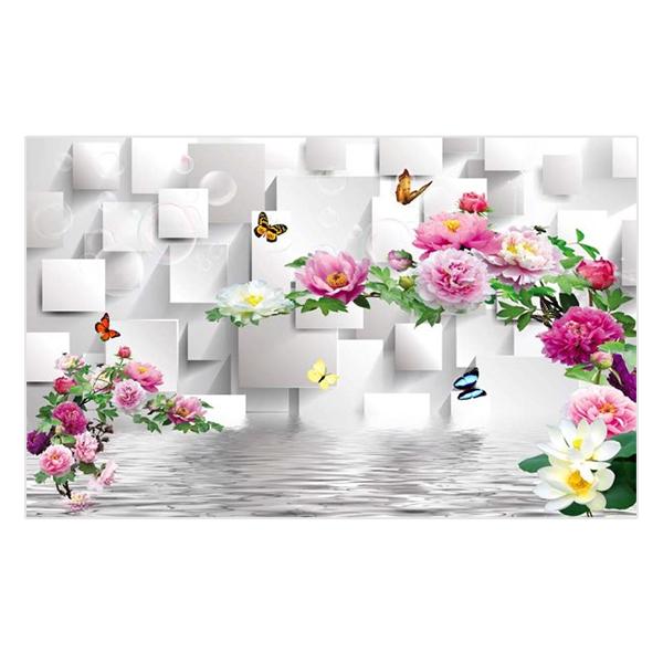 Tranh dán tường hiện đại 3D 3DH846 - 1240150 , 7469006283573 , 62_7931507 , 600000 , Tranh-dan-tuong-hien-dai-3D-3DH846-62_7931507 , tiki.vn , Tranh dán tường hiện đại 3D 3DH846
