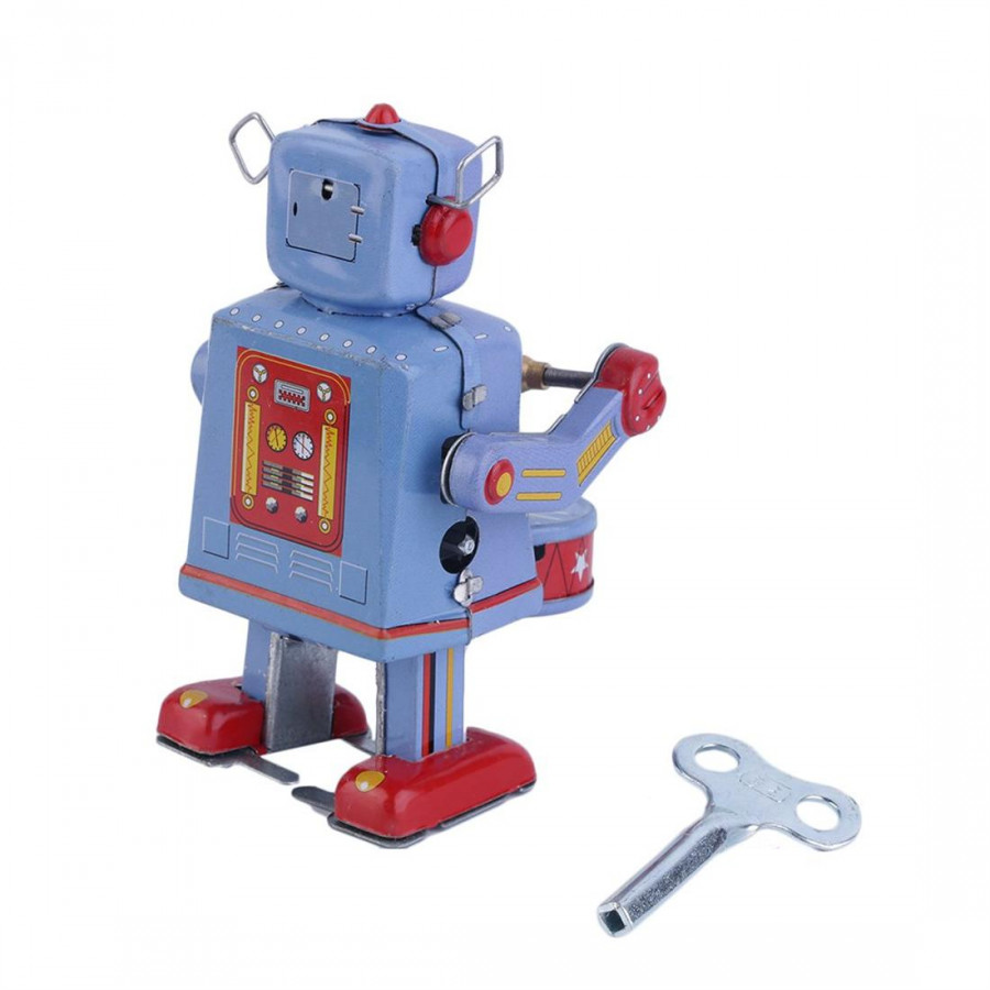 514 Iron Y Drums Robot