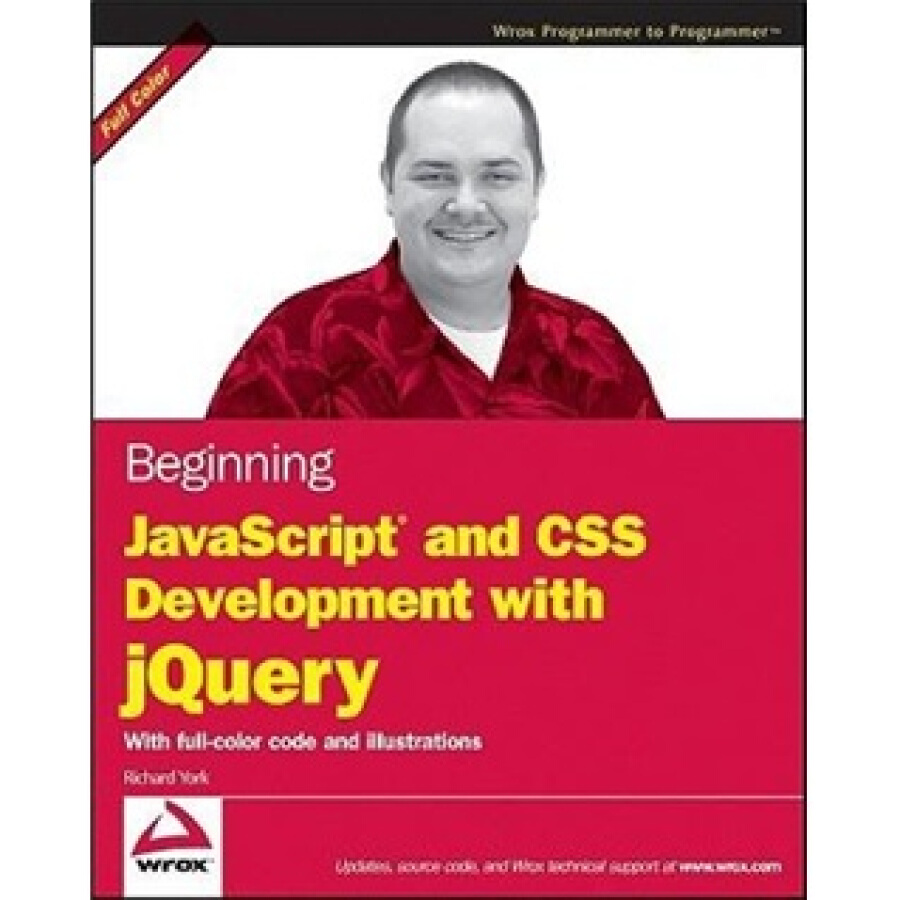 Beginning JavaScript and CSS Development with jQuery (Wrox Programmer to Programmer) - 1238800 , 3870870151785 , 62_5274153 , 1025000 , Beginning-JavaScript-and-CSS-Development-with-jQuery-Wrox-Programmer-to-Programmer-62_5274153 , tiki.vn , Beginning JavaScript and CSS Development with jQuery (Wrox Programmer to Programmer)