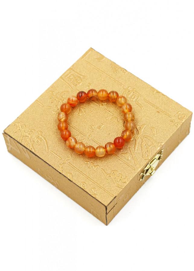 Vòng đeo tay chuỗi hạt đá vân rồng cam - Sản phẩm phong thủy phù hợp cho nữ - 2207863 , 5329838489654 , 62_14165856 , 280000 , Vong-deo-tay-chuoi-hat-da-van-rong-cam-San-pham-phong-thuy-phu-hop-cho-nu-62_14165856 , tiki.vn , Vòng đeo tay chuỗi hạt đá vân rồng cam - Sản phẩm phong thủy phù hợp cho nữ