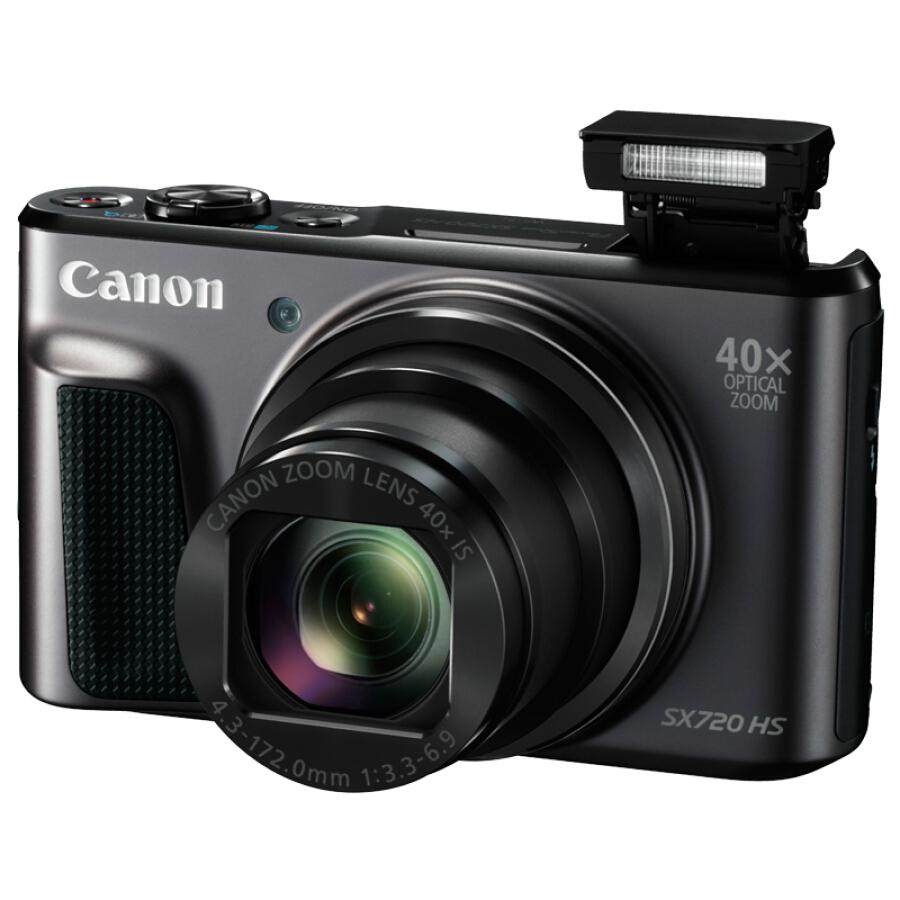 Máy Ảnh Kỹ Thuật Số Canon PowerShot SX720 HS - Hàng nhập khẩu
