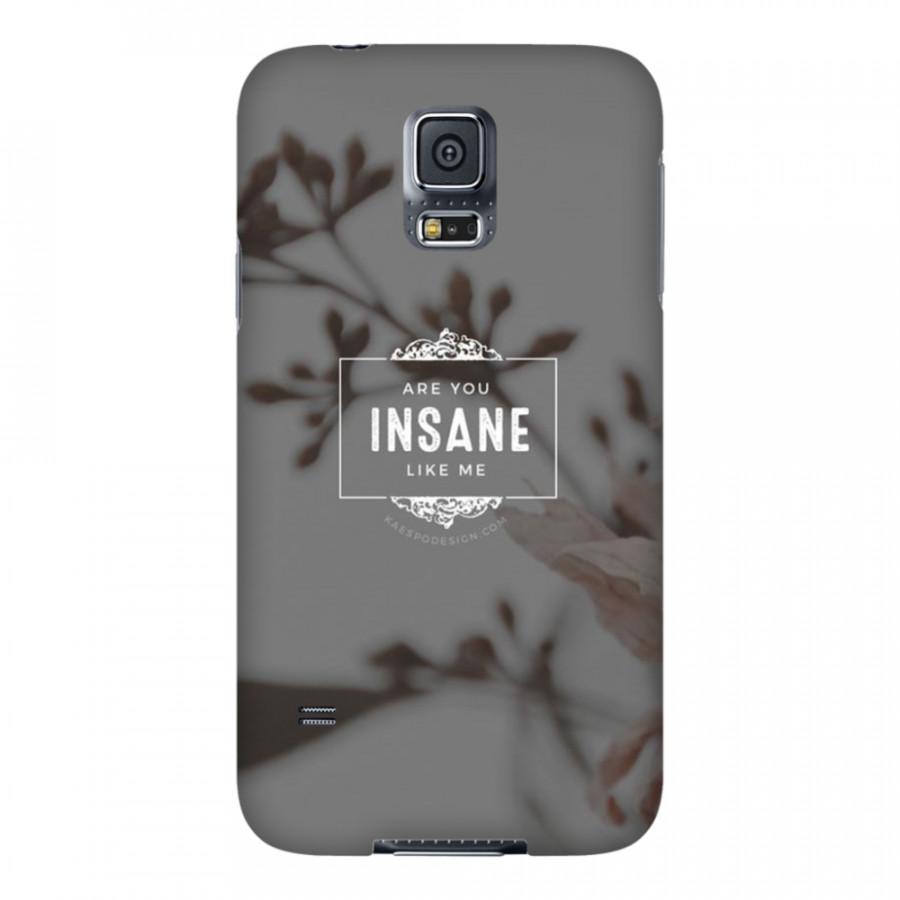 Ốp Lưng Cho Điện Thoại Samsung Galaxy S5 - Mẫu 61