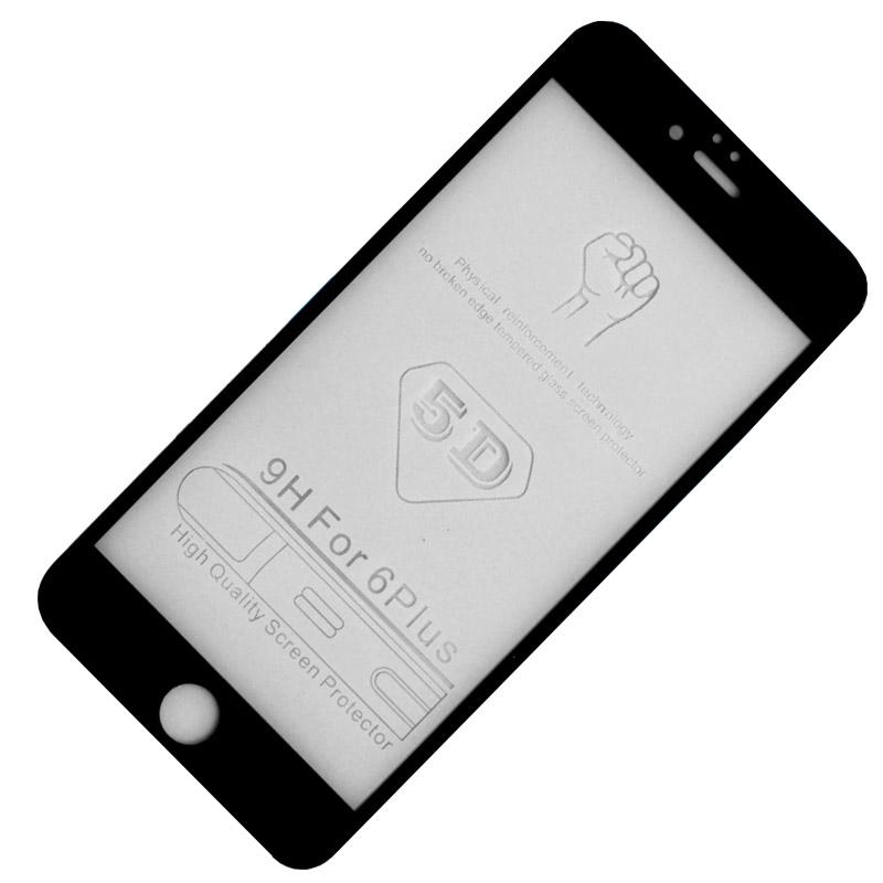 Kính cường lực 5D Full màn cho Ip 6 Plus / 6S Plus