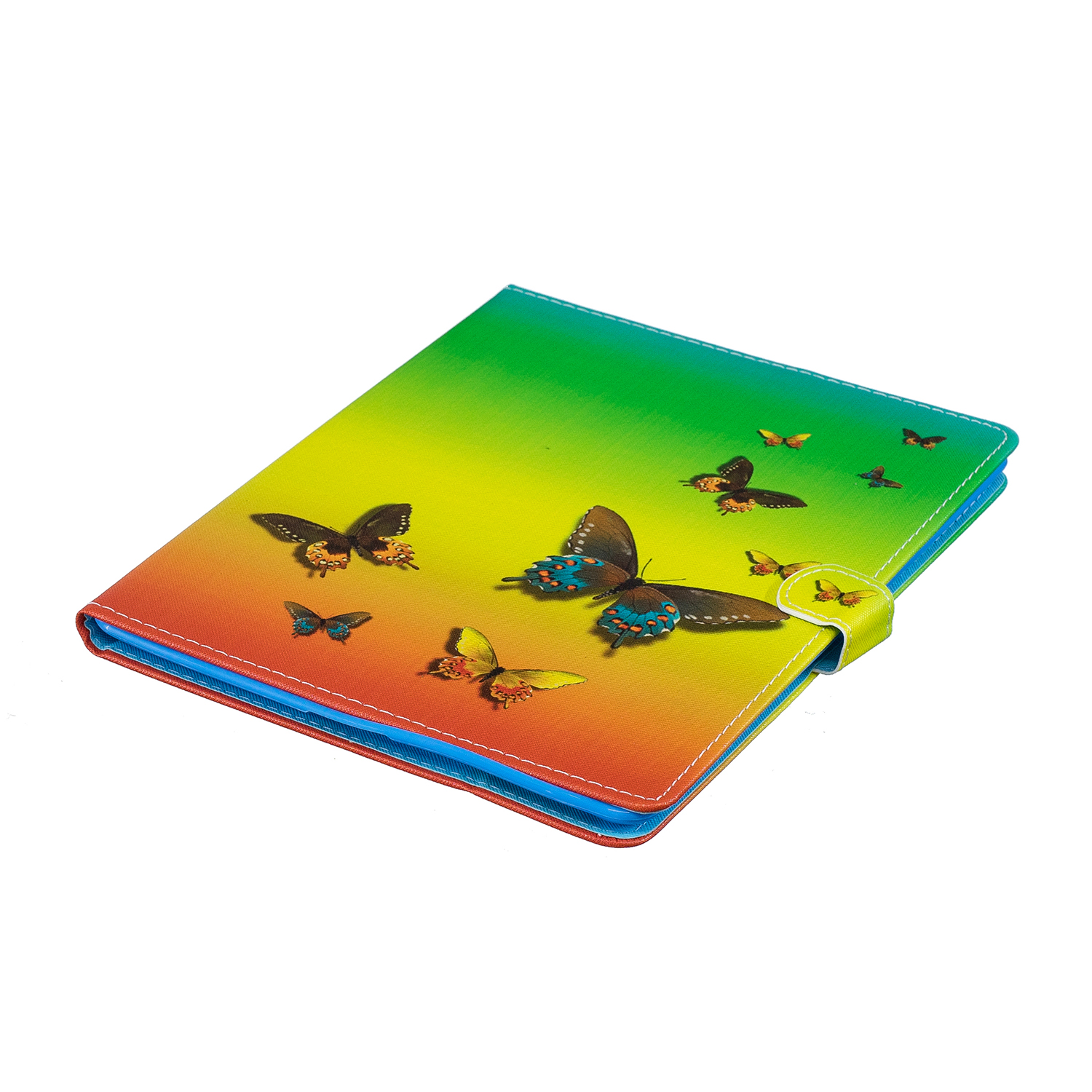 Fashion Painted Flat Protective Leather Case For IPAD 2/3/4 Personality