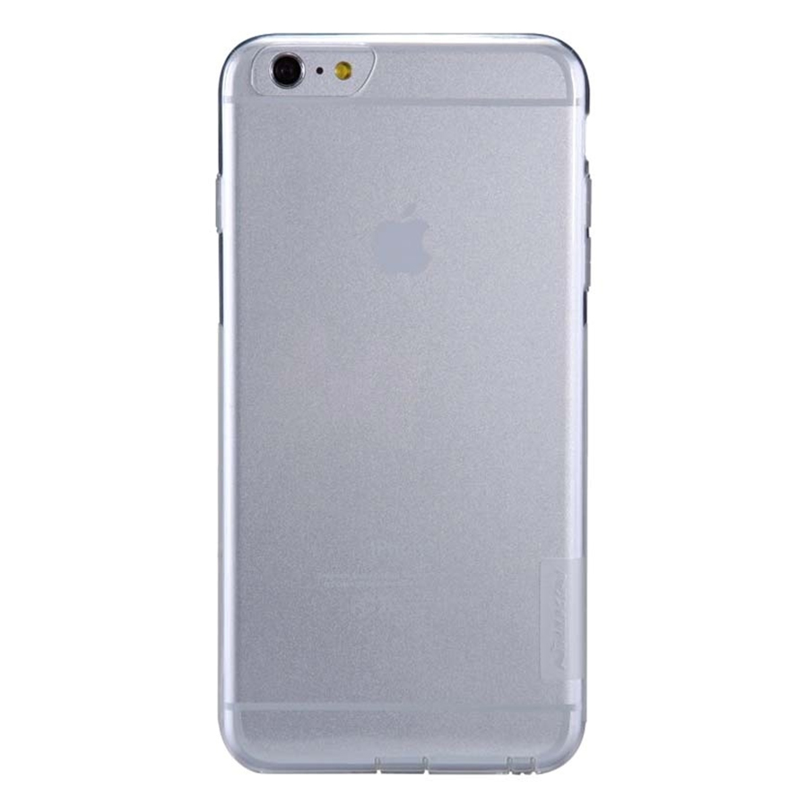 Ốp Lưng Dẻo iPhone 6 Plus/iPhone 6S Plus Nillkin - Trong Suốt - 889132 , 6550592272728 , 62_1544143 , 189000 , Op-Lung-Deo-iPhone-6-Plus-iPhone-6S-Plus-Nillkin-Trong-Suot-62_1544143 , tiki.vn , Ốp Lưng Dẻo iPhone 6 Plus/iPhone 6S Plus Nillkin - Trong Suốt