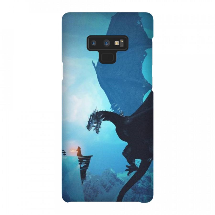 Ốp Lưng Cho Điện Thoại Samsung Galaxy Note 9 Game Of Thrones - Mẫu 339