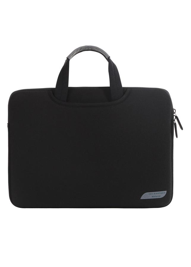 "Túi Laptop Đeo Vai Cartinoe Sleeves Breath Simplicity 15.6"" MIVIDA1106 - Đen"