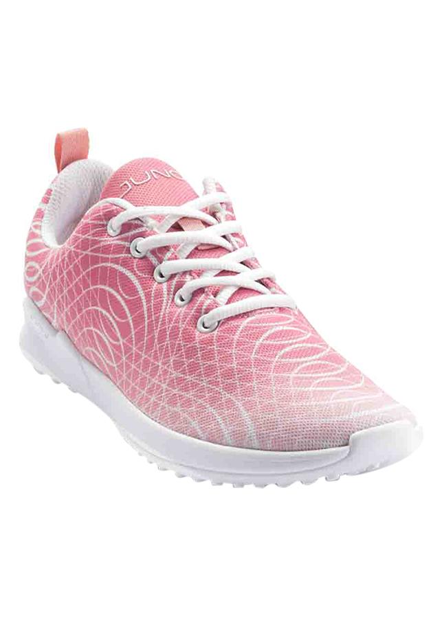 Giày Sneaker Juno Phối Họa Tiết TT03010 - Hồng