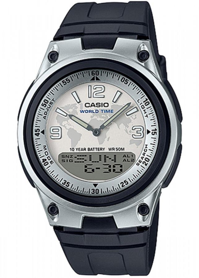Đồng hồ nam dây nhựa Casio AW-80-7A2VDF - 1731719 , 7486951510608 , 62_12106336 , 1128000 , Dong-ho-nam-day-nhua-Casio-AW-80-7A2VDF-62_12106336 , tiki.vn , Đồng hồ nam dây nhựa Casio AW-80-7A2VDF