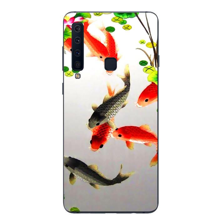 Ốp lưng Dẻo Cho Samsung Galaxy A9 2018 - Fishes 03