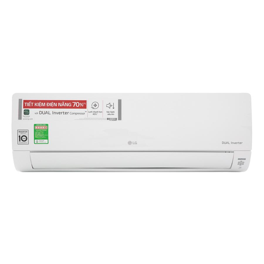Máy Lạnh Inverter LG V13APH (1.5HP) - 807455 , 9527673363115 , 62_14498969 , 12190000 , May-Lanh-Inverter-LG-V13APH-1.5HP-62_14498969 , tiki.vn , Máy Lạnh Inverter LG V13APH (1.5HP)