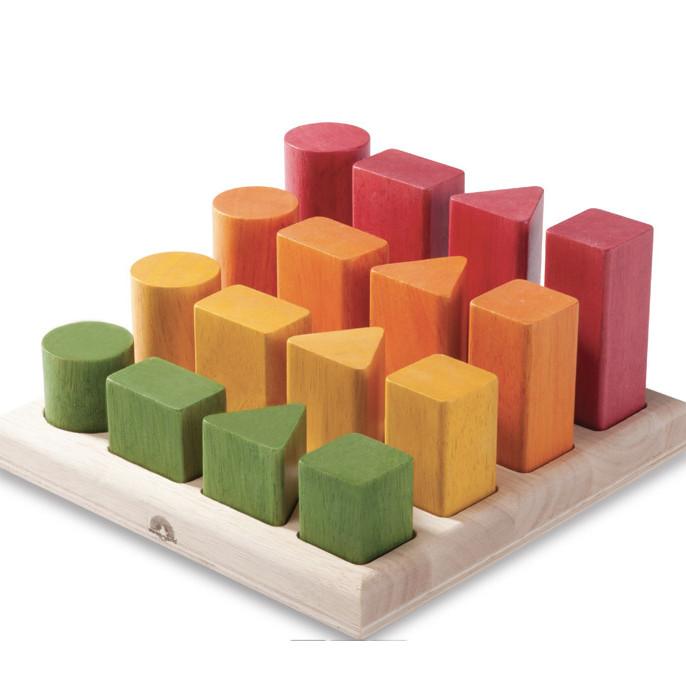 Bộ đồ chơi xếp hình cột - Đồ chơi gỗ thông minh - 1710709 , 5707911925686 , 62_11880458 , 331000 , Bo-do-choi-xep-hinh-cot-Do-choi-go-thong-minh-62_11880458 , tiki.vn , Bộ đồ chơi xếp hình cột - Đồ chơi gỗ thông minh