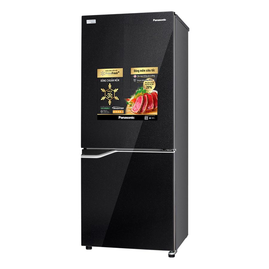 Tủ Lạnh Inverter Panasonic NR-BV329QKV2 (290L) - 1115627 , 7292327758020 , 62_4116395 , 12390000 , Tu-Lanh-Inverter-Panasonic-NR-BV329QKV2-290L-62_4116395 , tiki.vn , Tủ Lạnh Inverter Panasonic NR-BV329QKV2 (290L)