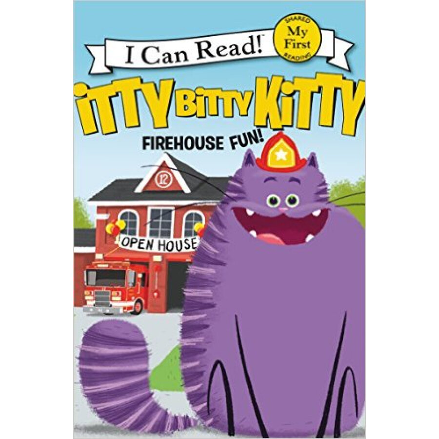 Itty Bitty Kitty: Firehouse Fun - 1223928 , 9817992097366 , 62_5231127 , 118000 , Itty-Bitty-Kitty-Firehouse-Fun-62_5231127 , tiki.vn , Itty Bitty Kitty: Firehouse Fun