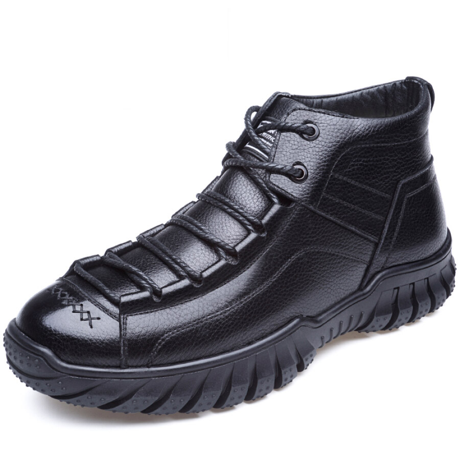 Giày Da Nam Cao Cổ CARTELO 8202