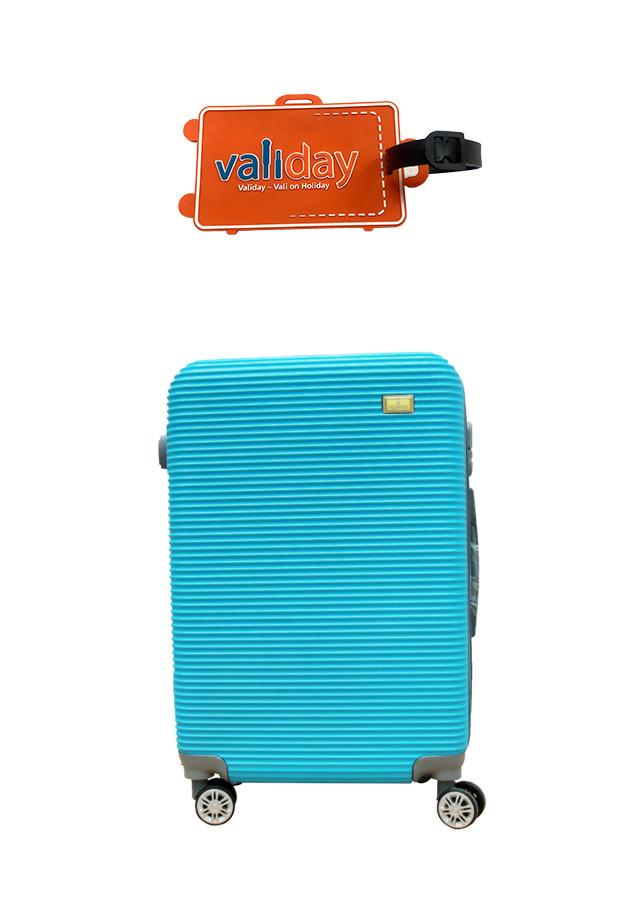 Combo Du lịch Vali kéo - Nametag Validay màu xanh ngọc bích 802 - 2119722 , 2155121374757 , 62_13456087 , 948000 , Combo-Du-lich-Vali-keo-Nametag-Validay-mau-xanh-ngoc-bich-802-62_13456087 , tiki.vn , Combo Du lịch Vali kéo - Nametag Validay màu xanh ngọc bích 802