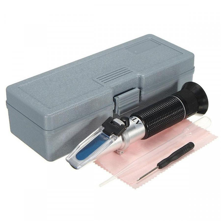 Khúc xạ kế đo độ ngọt - nống độ đường Wiggen 0-18%
