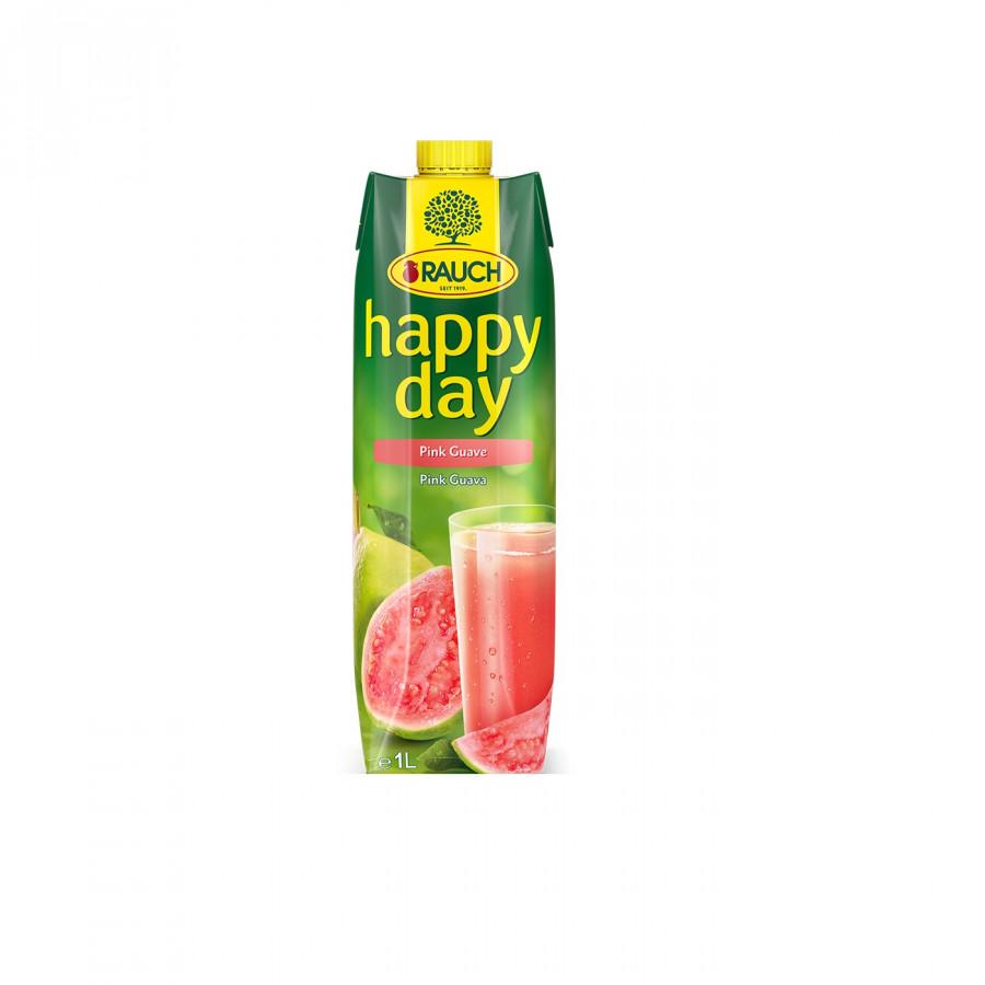 Nước Ép Ổi Hồng Rauch - Happy Day 1L