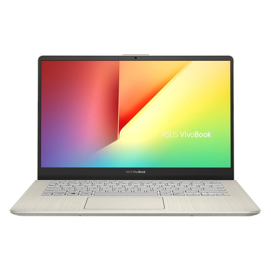 Laptop Asus Vivobook S14 S430UA-EB127T Core i3-8130U/Win10 (14 inch) (Gold) - Hàng Chính Hãng