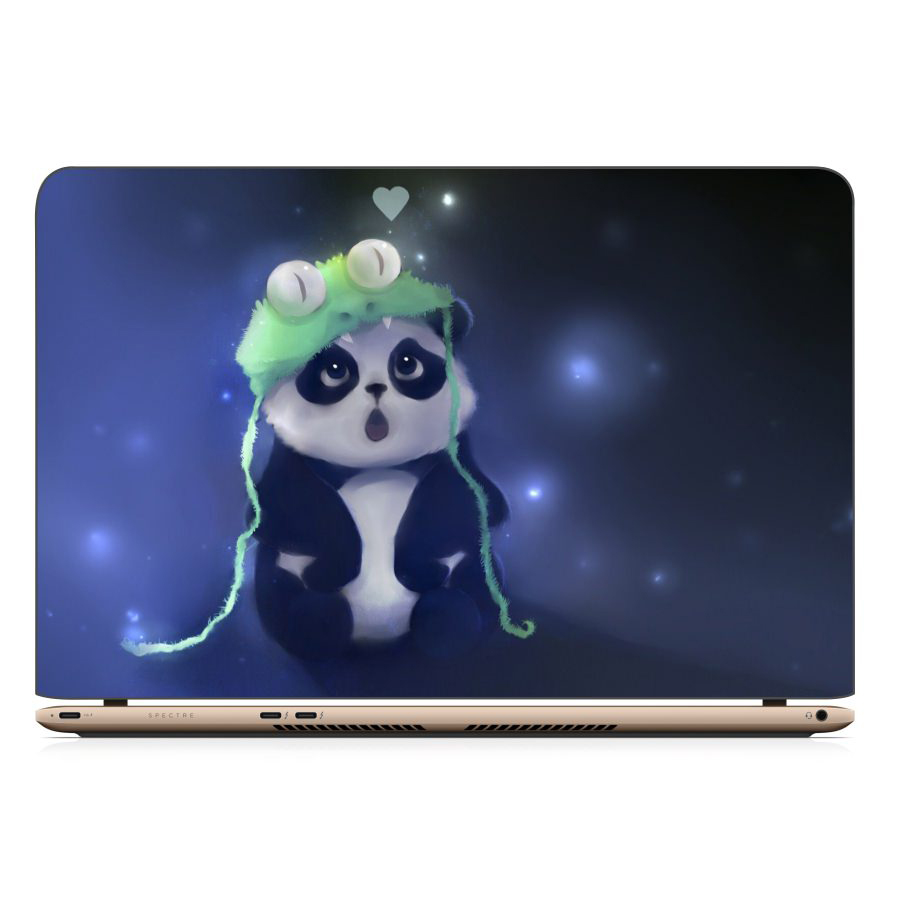 Miếng Dán Decal Laptop Hoạt Hình Dễ Thương - Mã DCLTHH145