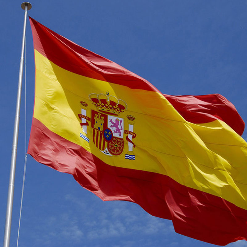 3x5 Spain Flag Spanish Banner Country Pennant Bandera Outdoor 150 x 90cm - 1750915 , 2081484915385 , 62_12306096 , 271000 , 3x5-Spain-Flag-Spanish-Banner-Country-Pennant-Bandera-Outdoor-150-x-90cm-62_12306096 , tiki.vn , 3x5 Spain Flag Spanish Banner Country Pennant Bandera Outdoor 150 x 90cm