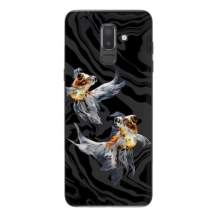 Ốp Lưng Dành Cho Điện Thoại Samsung Galaxy J8 - Mẫu 39