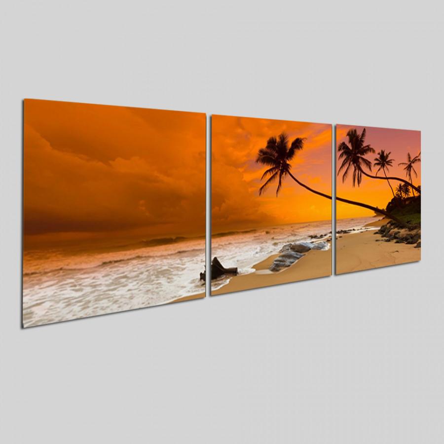 Bộ tranh 3 tấm phong cảnh biển tuyệt đẹp - tranh gỗ treo tường - dạng hình vuông từng tấm - 2148316 , 7484625023447 , 62_13698680 , 900000 , Bo-tranh-3-tam-phong-canh-bien-tuyet-dep-tranh-go-treo-tuong-dang-hinh-vuong-tung-tam-62_13698680 , tiki.vn , Bộ tranh 3 tấm phong cảnh biển tuyệt đẹp - tranh gỗ treo tường - dạng hình vuông từng tấm