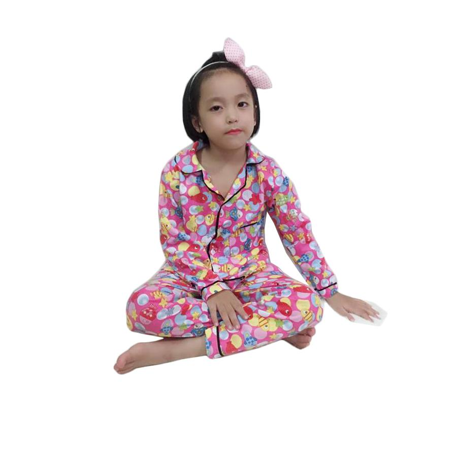 Bộ pizama cho bé gái từ 8-20kg (gửi mầu bất kỳ) - 882353 , 6318397346743 , 62_4198909 , 120000 , Bo-pizama-cho-be-gai-tu-8-20kg-gui-mau-bat-ky-62_4198909 , tiki.vn , Bộ pizama cho bé gái từ 8-20kg (gửi mầu bất kỳ)