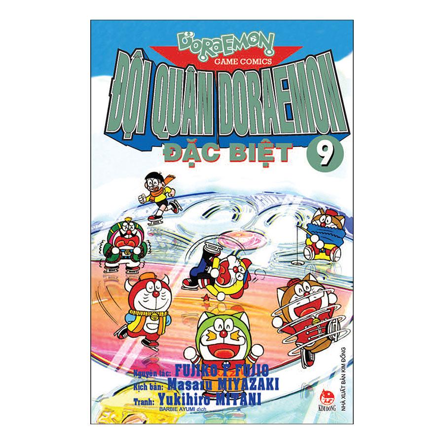 Đội Quân Doraemon Đặc Biệt Tập 9 (Tái Bản 2019) - 1846661 , 7415799395436 , 62_13958451 , 18000 , Doi-Quan-Doraemon-Dac-Biet-Tap-9-Tai-Ban-2019-62_13958451 , tiki.vn , Đội Quân Doraemon Đặc Biệt Tập 9 (Tái Bản 2019)