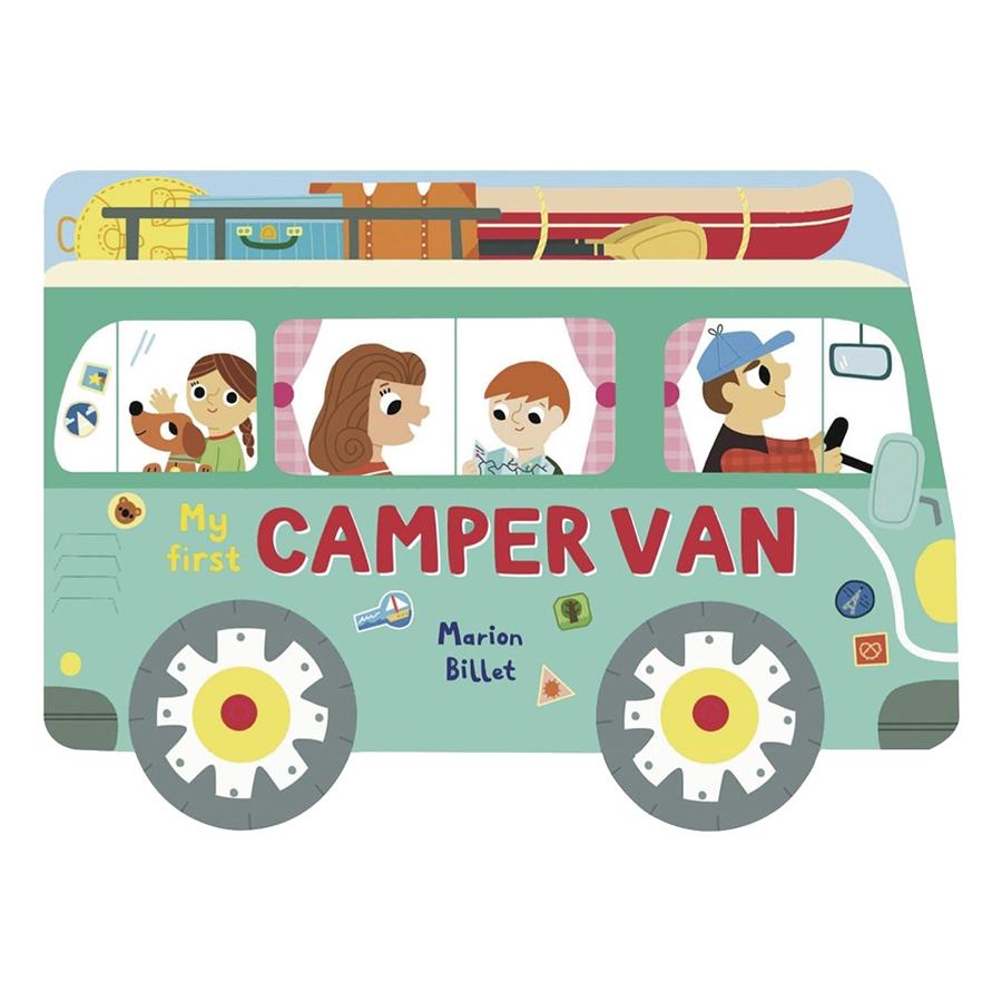 Whizzy Wheels: My First Camper Van - 1082443 , 4854783287945 , 62_3941397 , 231000 , Whizzy-Wheels-My-First-Camper-Van-62_3941397 , tiki.vn , Whizzy Wheels: My First Camper Van