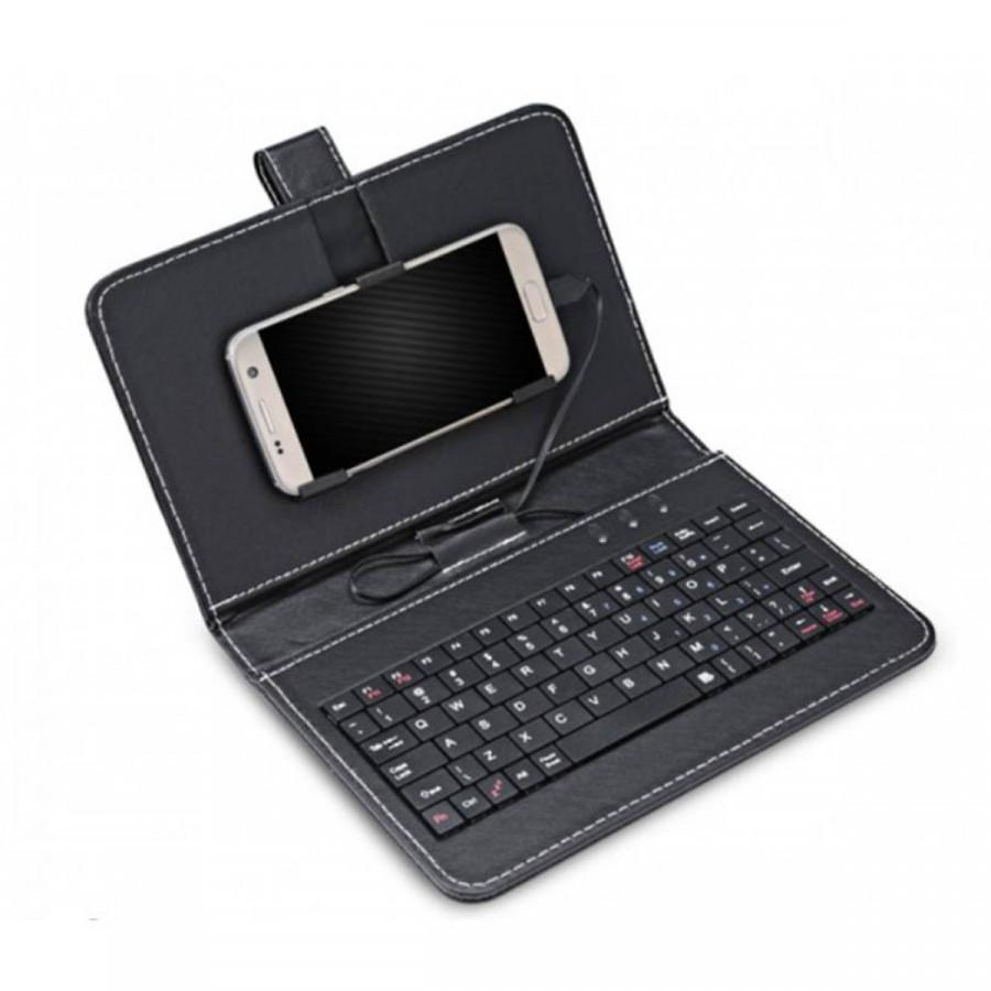 Bao da bàn phím dành cho điện thoại Android/iOS từ 4.0 inch - 7.0 inch Micro USB - 2040293 , 4663288307498 , 62_13372450 , 290000 , Bao-da-ban-phim-danh-cho-dien-thoai-Android-iOS-tu-4.0-inch-7.0-inch-Micro-USB-62_13372450 , tiki.vn , Bao da bàn phím dành cho điện thoại Android/iOS từ 4.0 inch - 7.0 inch Micro USB