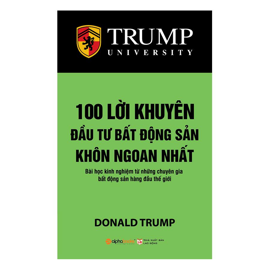 100 Lời Khuyên Đầu Tư Bất Động Sản Khôn Ngoan Nhất (Tái Bản 2018) - 895116 , 8528672993410 , 62_4509615 , 139000 , 100-Loi-Khuyen-Dau-Tu-Bat-Dong-San-Khon-Ngoan-Nhat-Tai-Ban-2018-62_4509615 , tiki.vn , 100 Lời Khuyên Đầu Tư Bất Động Sản Khôn Ngoan Nhất (Tái Bản 2018)