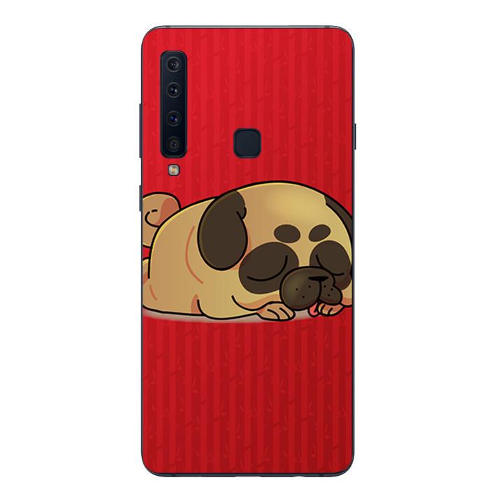 Ốp lưng Dẻo Cho Samsung Galaxy A9 2018 - Cute Dog 03