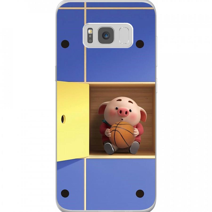 Ốp Lưng Cho Điện Thoại Samsung Galaxy S8 Plus - Mẫu aheocon 113