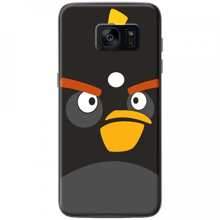 Ốp lưng dành cho Samsung Galaxy S7 mẫu Mặt Chim giận dữ đen - 1473625 , 7921203848929 , 62_14863488 , 150000 , Op-lung-danh-cho-Samsung-Galaxy-S7-mau-Mat-Chim-gian-du-den-62_14863488 , tiki.vn , Ốp lưng dành cho Samsung Galaxy S7 mẫu Mặt Chim giận dữ đen