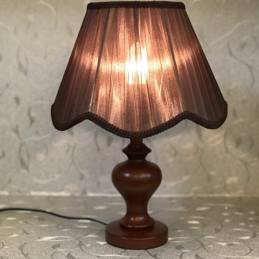 Đèn bàn gỗ hiện đại MB2022