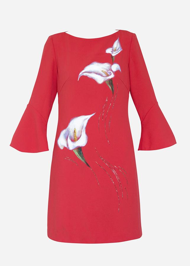 Đầm suông CALLA LYLY HA. 0118-04A