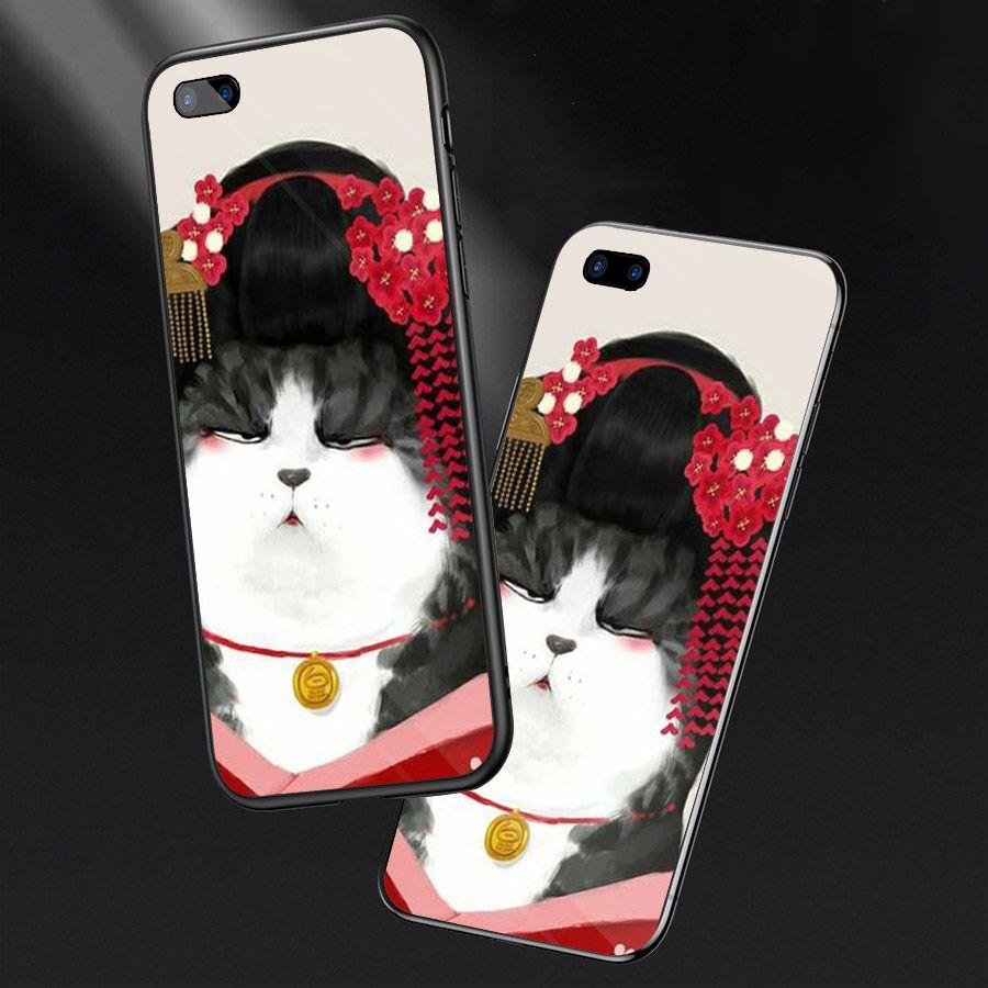 Ốp kính cường lực dành cho điện thoại Oppo A3S/A5/realme C1 - vua mèo - vmeo006 - 855779 , 4490957069322 , 62_14218957 , 209000 , Op-kinh-cuong-luc-danh-cho-dien-thoai-Oppo-A3S-A5-realme-C1-vua-meo-vmeo006-62_14218957 , tiki.vn , Ốp kính cường lực dành cho điện thoại Oppo A3S/A5/realme C1 - vua mèo - vmeo006