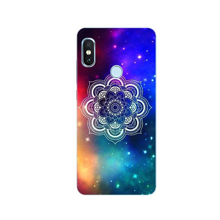 Ốp Lưng Dẻo Cho Điện thoại Xiaomi Redmi Note 5 - Hoa Gió 09
