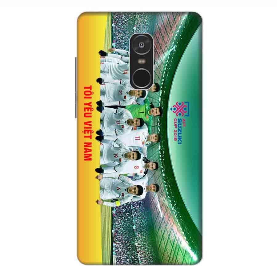 Ốp Lưng Dành Cho Xiaomi Note 4 AFF Cup Đội Tuyển Việt Nam - Mẫu 3