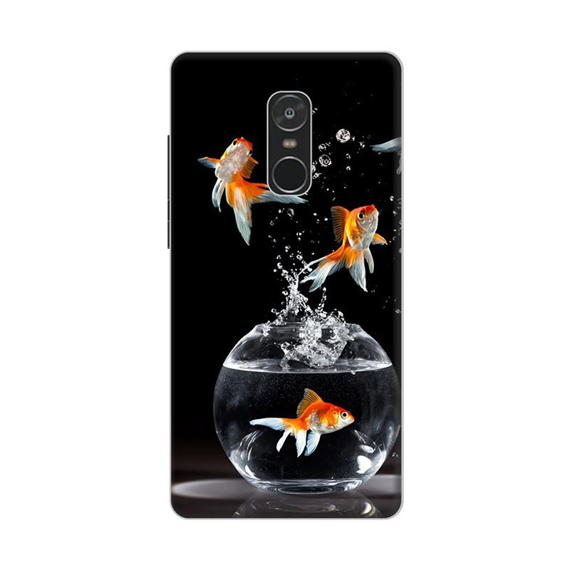 Ốp Lưng Dành Cho Xiaomi Redmi Note 4 - Mẫu 56