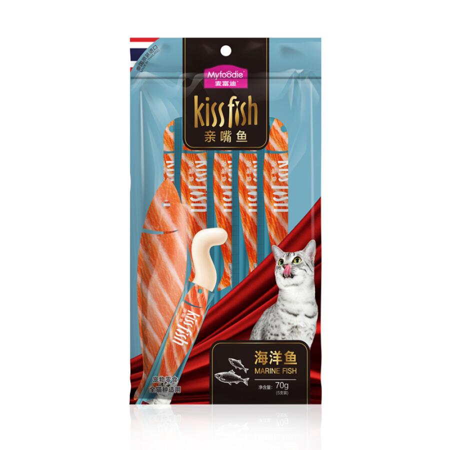 Thức Ăn Cho Mèo Mai Fudi 14g*5
