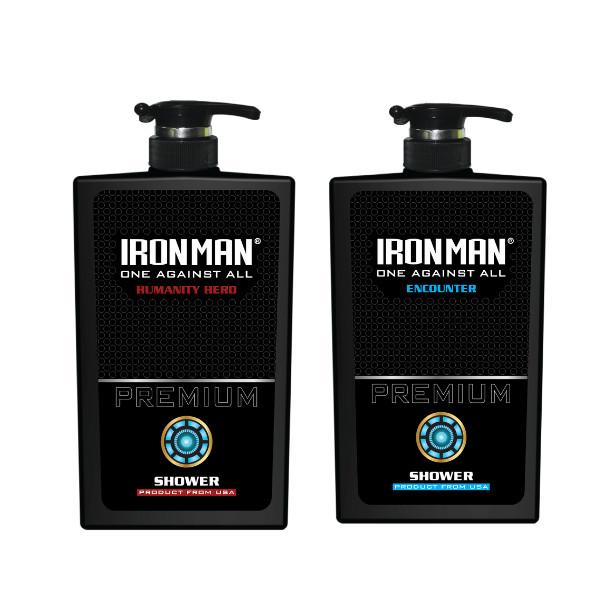 Combo Sữa tắm nhiệt Humanity Hero Ironman  650g + Sữa tắm nhiệt Encounter Ironman 650g - 778596 , 1798696659891 , 62_11418786 , 352000 , Combo-Sua-tam-nhiet-Humanity-Hero-Ironman-650g-Sua-tam-nhiet-Encounter-Ironman-650g-62_11418786 , tiki.vn , Combo Sữa tắm nhiệt Humanity Hero Ironman  650g + Sữa tắm nhiệt Encounter Ironman 650g