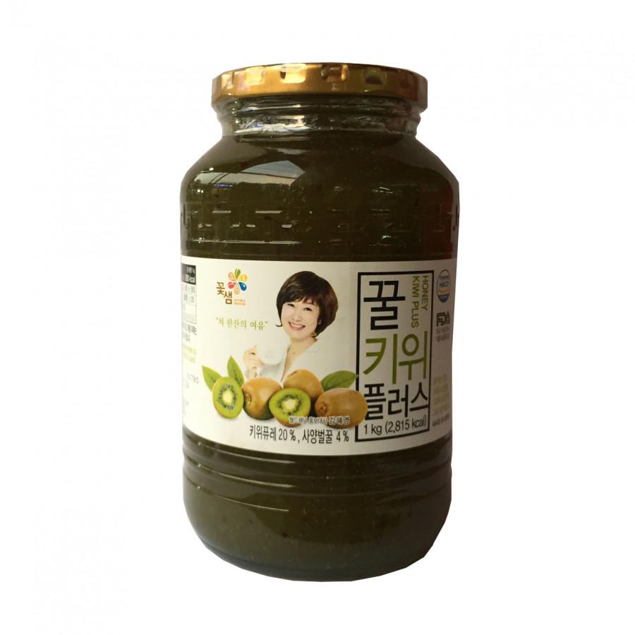 Mật ong Kiwi Kkoh Shaem Food 1kg Nhập Khẩu Hàn Quốc