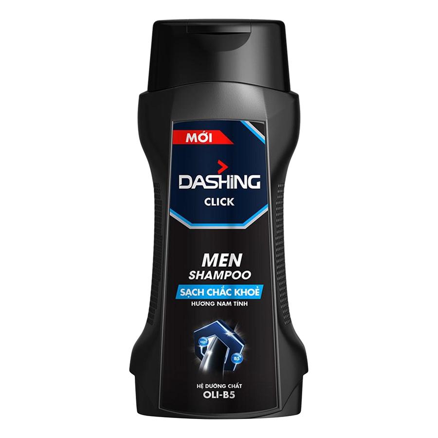 Dầu gội cho tóc sạch chắc khỏe nam giới Dashing Click Men Shampoo