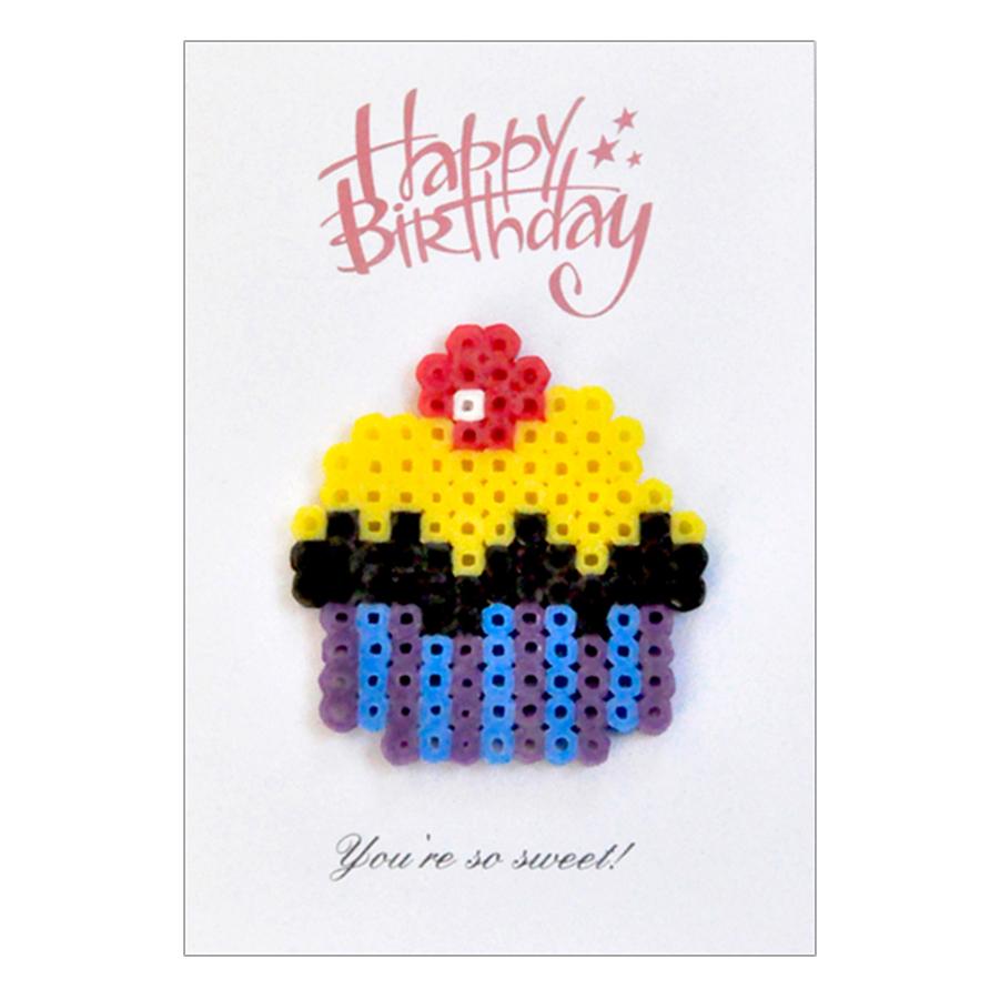 Thiệp Handmade Cupcake Latinhandmade LT902